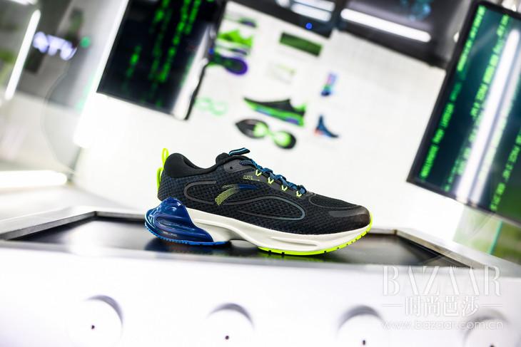 6:安踏创跑鞋-创1.0跑鞋问世