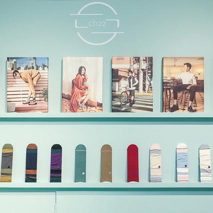 品质生活日用品牌ch22首次线下活动正式登陆  以趣味互动色彩空间 传递优质舒适生活美学
