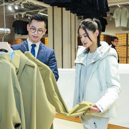 中国首家DESCENTE BLANC入驻北京三里屯