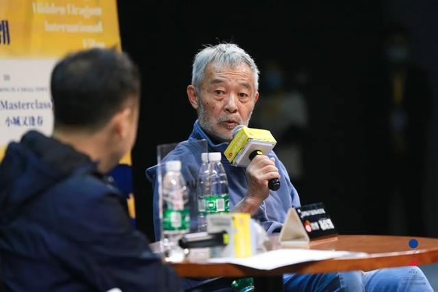 田壮壮:做导演、做演员、做监制,我都是凭直觉做事|第四届平遥国际电影展大师班