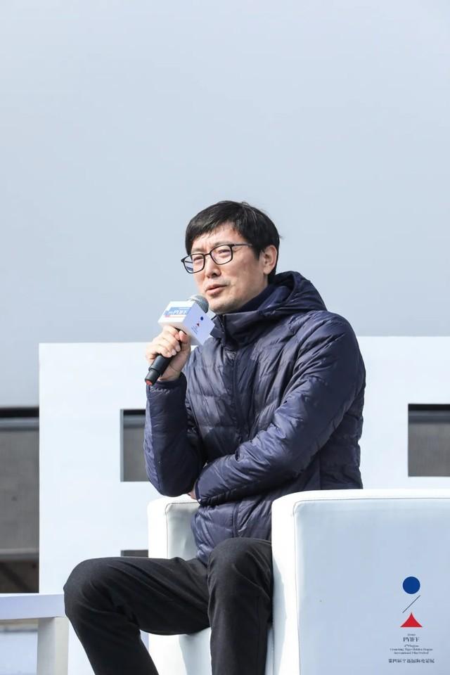 刁亦男:《南方车站的聚会》源于一场白日梦 |第四届平遥国际电影展大师班