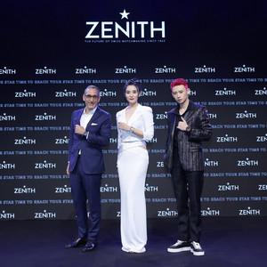 ZENITH携手宋佳、小鬼王琳凯 宣布真力时线上精品店正式上线
