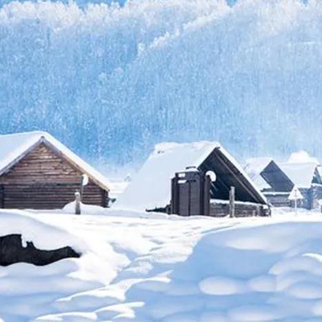 时尚芭莎90秒|中国的这些冬日美景,现在就能动身启程!