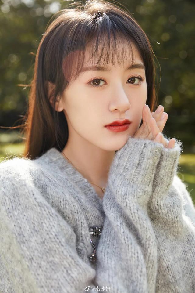 没想到袁冰妍也要面对这个89%化妆女生都会有的困扰……