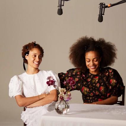 H&M与爱尔兰设计师Simone Rocha推出全新设计师合作系列