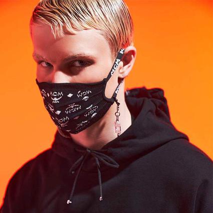 MCM推出时尚口罩,用时髦态度给予保护