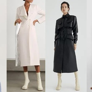 时尚芭莎90秒   风衣——秋冬衣橱的主角