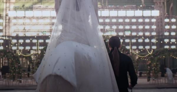 """昨晚参加了CHANEL的""""婚礼"""",原来爱和美好一直都在身边"""