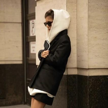 今年秋冬时尚圈的打工人这么穿?