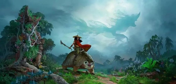 承包了童年的迪士尼,这次也打算承包我们的未来了