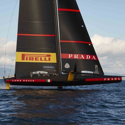The Woolmark Company助力Luna Rossa Prada Pirelli帆船队征战第36届美洲杯