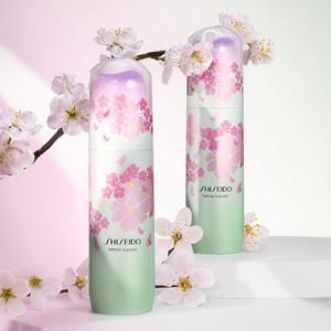 "SHISEIDO资生堂推出全新第七代""樱花瓶"""