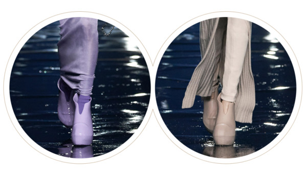 这样危险迷人又浪漫至极的Givenchy,头一次见吧?