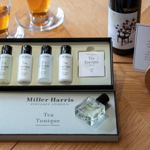 首北兆龙饭店携手Miller Harris开启沉浸式香氛体验