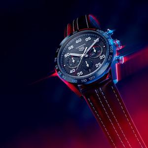 TAG Heuer泰格豪雅与保时捷合作推出特别版腕表