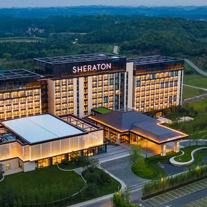 喜来登酒店于仙海湖畔开启亚太区焕新之旅