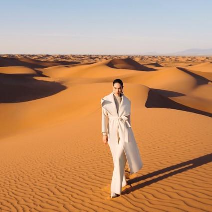 LANCY 2021秋冬系列带你从秘境到沙洲