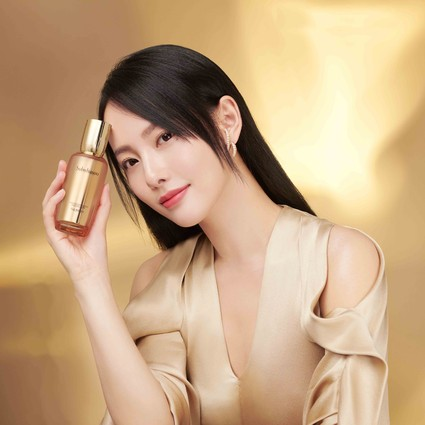 雪花秀宣布张嘉倪为品牌首位优雅大使