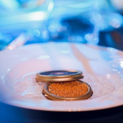 """""""这一克拥有,这一刻品位""""――鲟龙科技卡露伽品牌发布会暨鱼子酱美食艺术鉴赏之旅"""