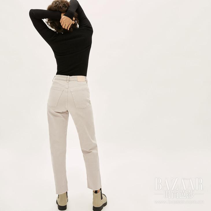 Way-High高腰牛仔裤2