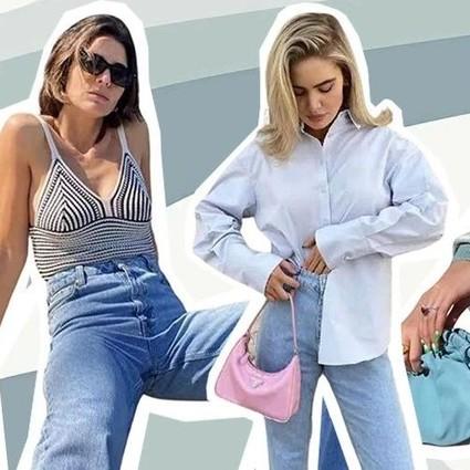 不同腿型的女孩,如何挑到适合自己的裤子?
