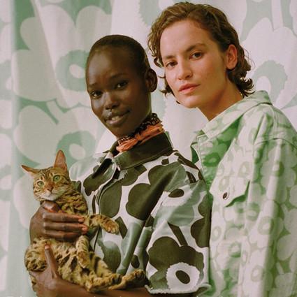 Marimekko演绎人类与自然和谐共生