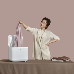 贴身衣物专用、高温杀菌除螨,小米发布新品米家洗衣机 mini