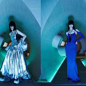 穿梭未来,ROSEOCEAN发布首季2022春夏成衣系列
