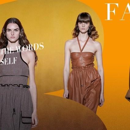 关于落日所有的美好想象,都在Hermès这场秀里