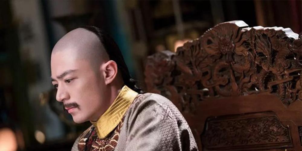 还是想对霍建华说:这个帝王只能你来演