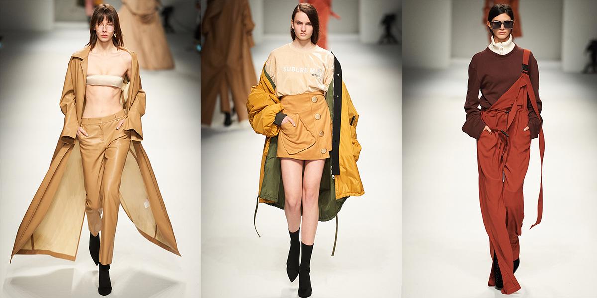 设计师品牌Siastella亮相上海时装周