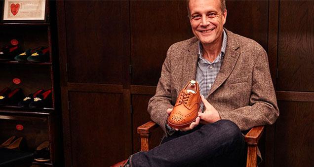 英格兰历史最悠久手工制鞋商Tricker's进入中国