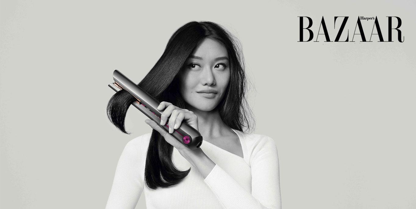戴森全新Dyson Corrale美发直发器中国市场正式预售