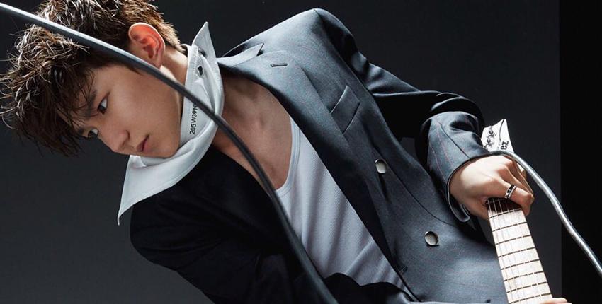TFBOYS出道五周年丨王源:天真停泊梦不蹉跎