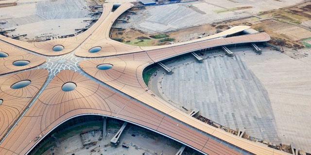 ]北京大兴机场地铁线普通单程票最高35元;中国29家机场中转不用取行李