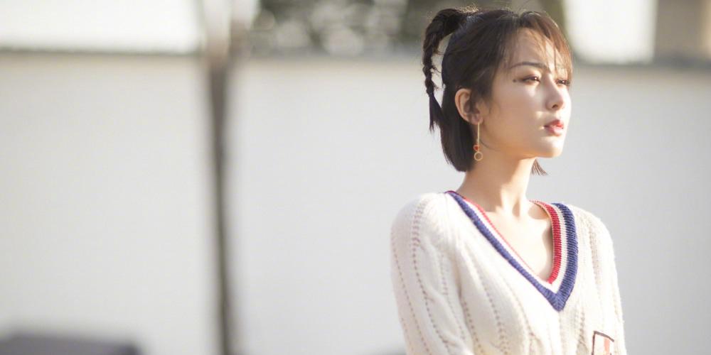 杨紫小马尾林允春丽头超可爱!今年大热的发型都在这里啦!