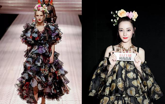 西西里的美丽传说再现!Dolce & Gabbana的T台上自信女孩们最美