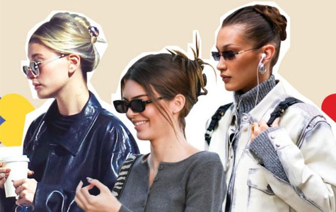 这可能是Bella和Kendall带过最便宜的货了…