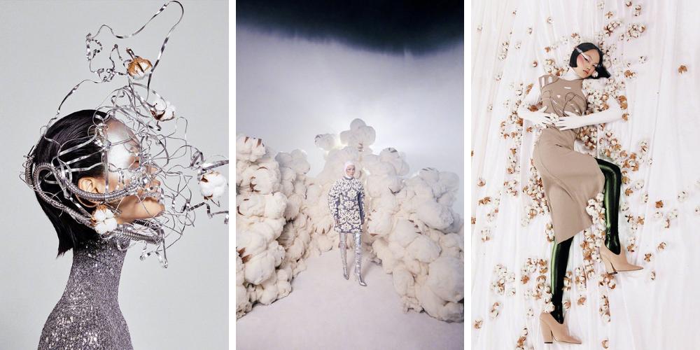 棉麻丝绒时装特辑 | 源于自然,源于中国
