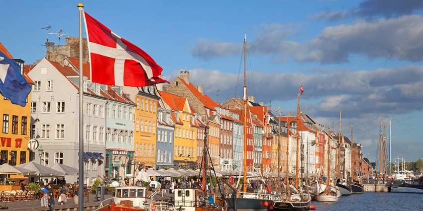 走进童话王国丹麦 真正的美人鱼故乡