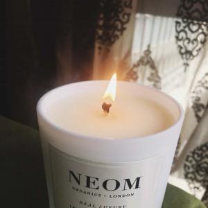 #Neom香氛蜡烛#为自己的私人空间添一些情调