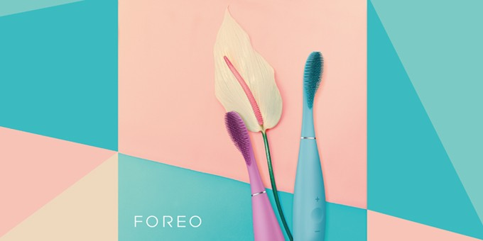 FOREO ISSA硅胶智能电动牙刷