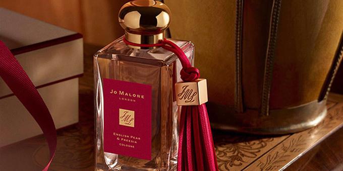 祖玛珑英国梨与小苍兰香水